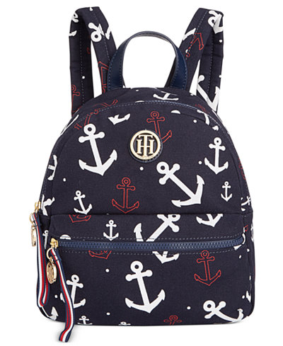 Tommy Hilfiger Anchor Small Dome Backpack