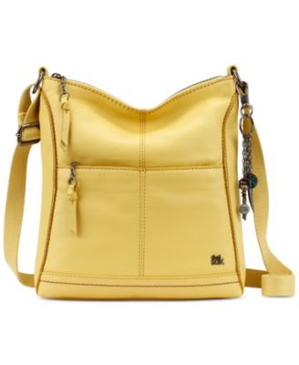 Image of The Sak Lucia Leather Crossbody