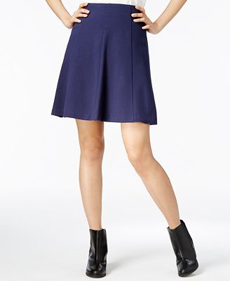Maison Jules A-Line Skirt, Only at Macy's - Skirts - Women - Macy's