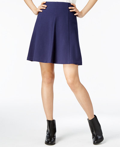 Maison Jules A-Line Skirt, Only at Macy's - Skirts - Women - Macy's