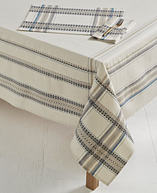 Bardwil French Picnic Table Linens Collection