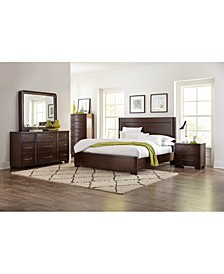 Closeout! Fairbanks Queen Bedroom 3-Pc. Set (Bed with USB Outlets, Dresser and Nightstand), Created for Macy's