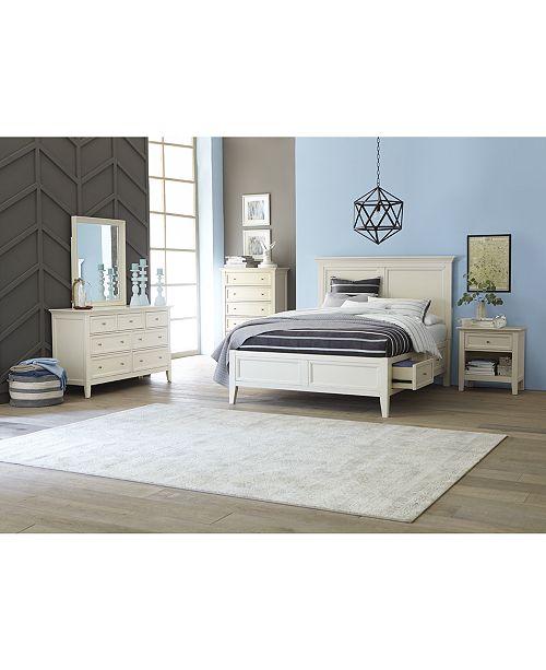 Furniture Sanibel Storage Platform Bedroom Furniture