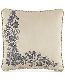 "Croscill Daphne 16"" Square Decorative Pillow"