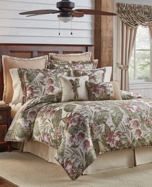 Croscill Anguilla King Comforter Set Bedding