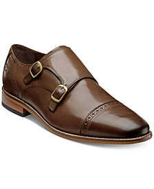 Florsheim Men's Marino Double Monk Strap Oxfords, Created for Macy's