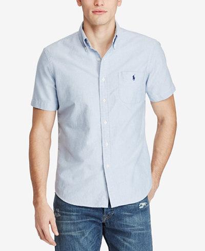 Mens Short Sleeve Button Down Casual Shirts Greek T Shirts