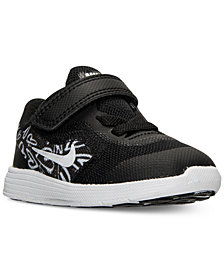 Nike Toddler Girls' Revolution 3 Print Running Sneakers from Finish Line