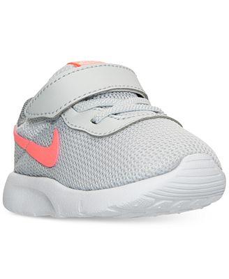 Nike Toddler Girls Tanjun Casual Sneakers from Finish
