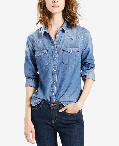 Levi's® Vintage Denim Shirt