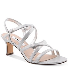 Genaya Strappy Evening Sandals