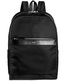 Hugo Boss Men's Digital Light Dome Backpack