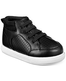 First Impressions Baby Boys Hi-Top Sneakers, Created for Macy's