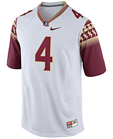 Nike Men's Florida State Seminoles Replica Football Game Jersey