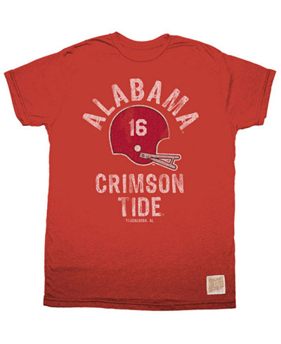 Retro Brand Alabama Crimson Tide Triblend T-Shirt, Toddler Boys