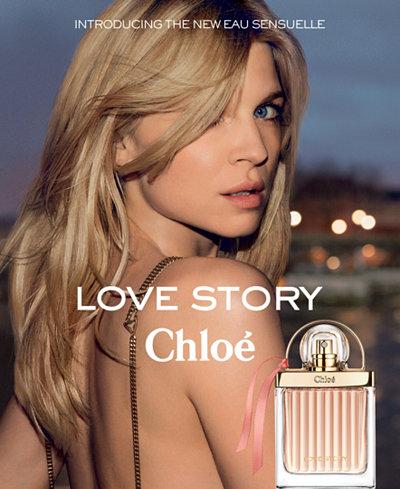 Chloé Love Story Eau Sensuelle Fragrance Collection