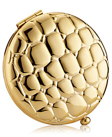 Estée Lauder Golden Alligator Slim Compact Pressed Powder