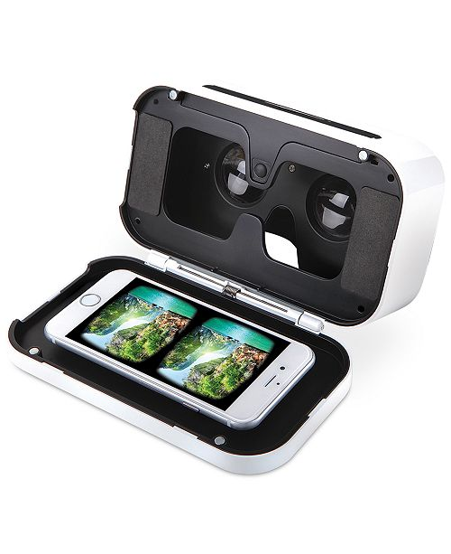 Sharper Image Virtual Reality Smartphone Viewer Headset All Toys