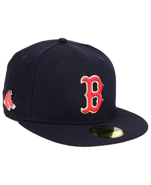 timeless design 6d7e0 95f0e New Era. Boston Red Sox Pintastic 59FIFTY Cap. Be the first to Write a  Review. main image  main image  main image  main image ...