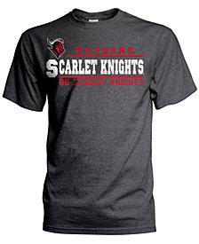 J America Men's Rutgers Scarlet Knights Verbiage Stack T-Shirt