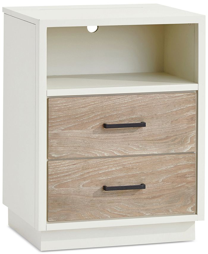 Furniture - Wynn Power Outlet Nightstand