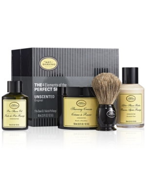 4pc. The 4 Elements of The Perfect Shave Set