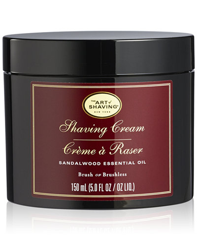 The Art of Shaving Sandalwood Shaving Cream, 5 oz.