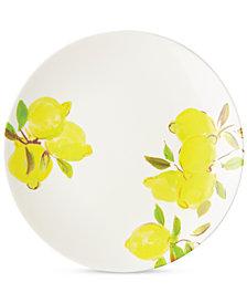 kate spade new york Lemon Melamine Salad Plate