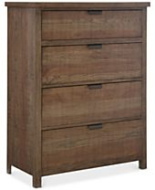 Fulton County Kids 4 Drawer Chest