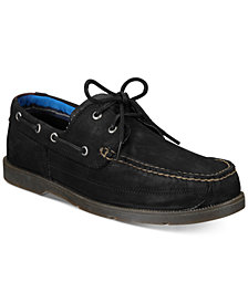 Timberland Men's Piper Cove Leather Boat Shoes