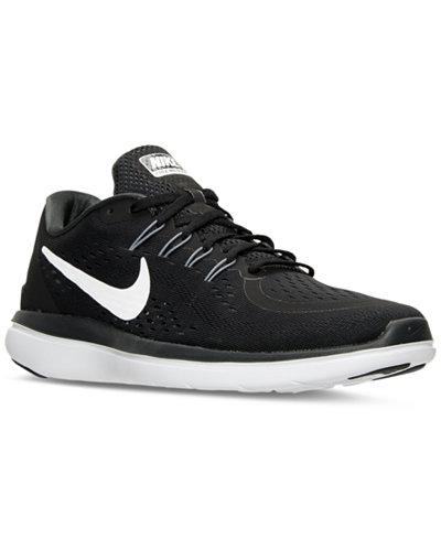 Nike Men S Flex 2018 Run Running Sneakers From Finish Line
