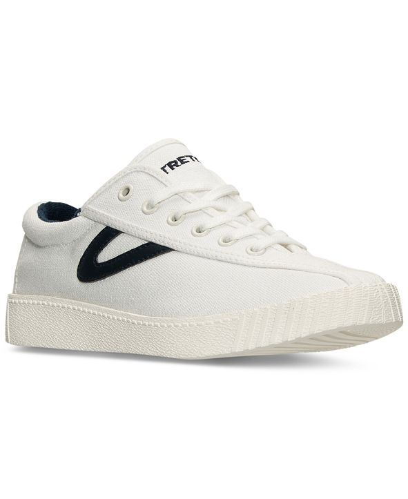 Tretorn Women's Nylite 2 Plus Casual Sneakers from Finish Line