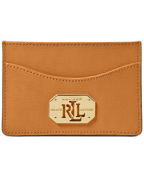 Lauren Ralph Lauren. Newbury Saffiano Mini Card Case. 2 reviews. main  image  main image ... 383b2148a2