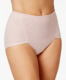Women's  2-Pack Ultra Tummy-Control Cotton Brief Underwear DF6510