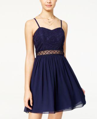 Chiffon Dresses for Juniors