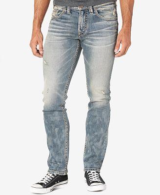 Silver Jeans Co. Men's Konrad Jeans - Jeans - Men - Macy's