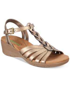 Bare Traps Honora Wedge Sandals Women