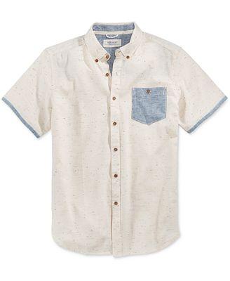 Astronomy Men's Leeward Woven Shirt