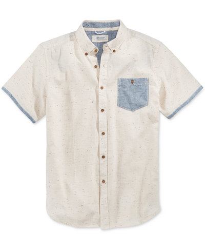 Astronomy Men's Leeward Woven Shirt