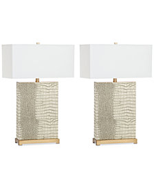 Safavieh Set of 2 Joyce Table Lamps