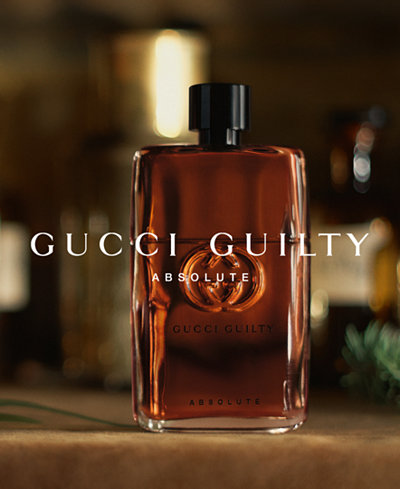 gucci guilty absolute fragrance collection men 39 s cologne. Black Bedroom Furniture Sets. Home Design Ideas