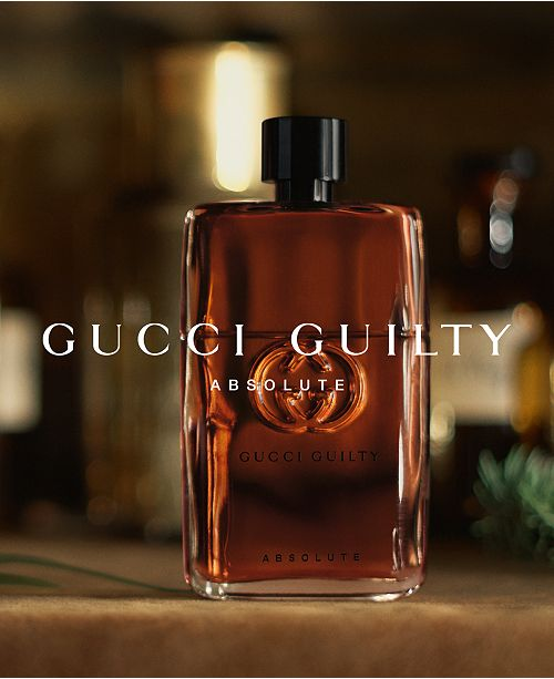 f46b0da44a0 Gucci Guilty Men s Absolute Eau de Parfum Spray