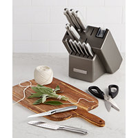 KitchenAid KKFSS16CS 16-Piece Architect Series Stainless Steel Cutlery Set