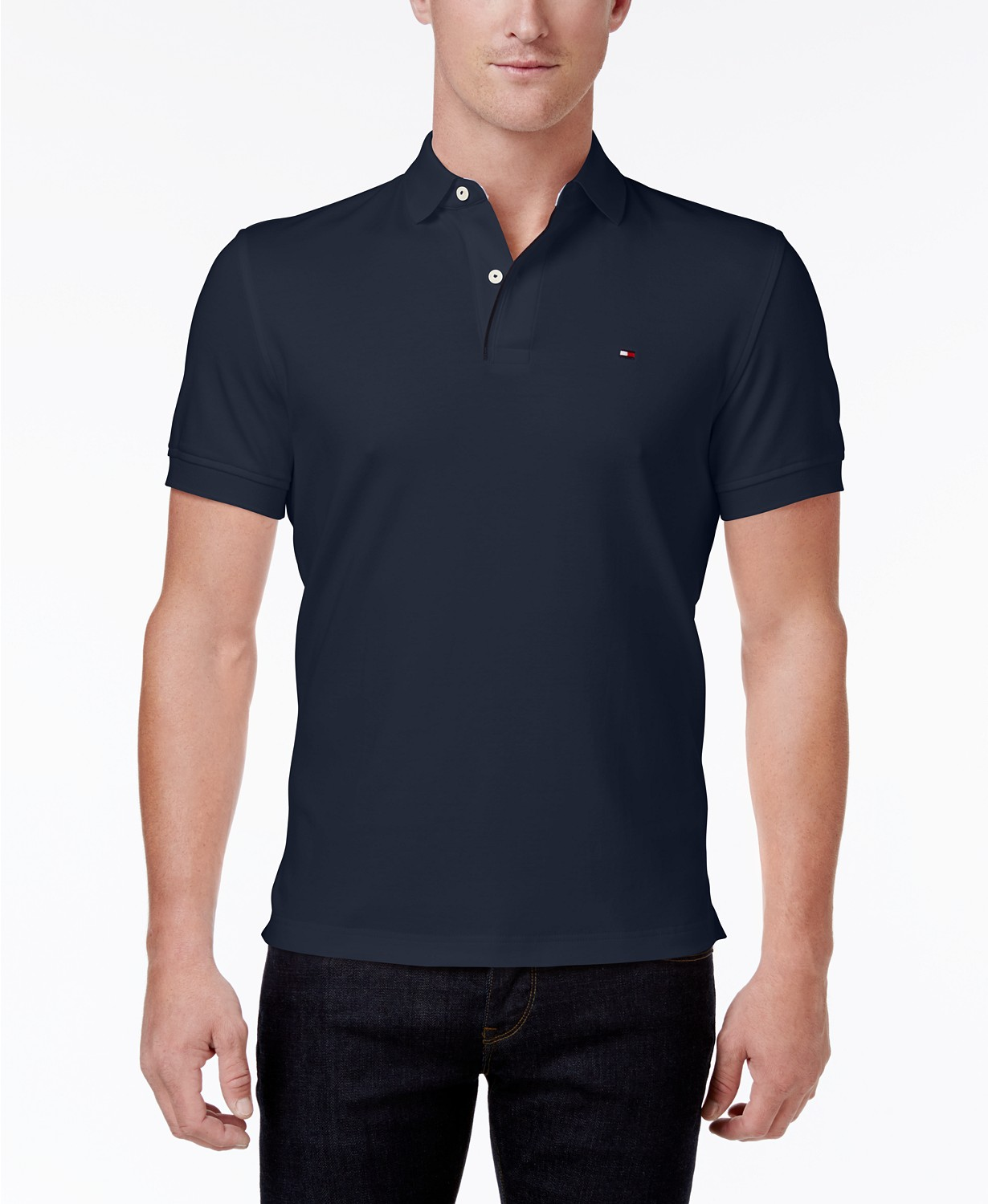 Tommy Hilfiger Men's Paul Cotton Classic Fit Polo