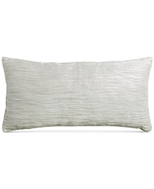 "Donna Karan Tidal 11"" x 22"" Decorative Pillow"