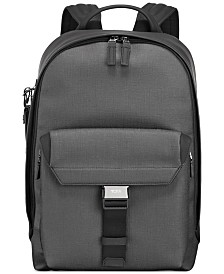 Tumi Men's Morrison Coated Canvas Backpack
