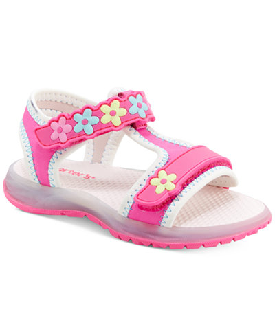 Carter's Chelsea Floral Sandals, Toddler Girls (4.5-10.5) & Little Girls (11-3)