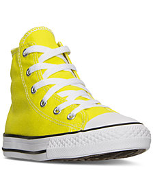 Converse Little Boys' Chuck Taylor All Star High Top Casual Sneakers from Finish Line