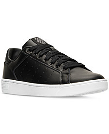 K-Swiss Men's Clean Court Casual Sneakers from Finish Line