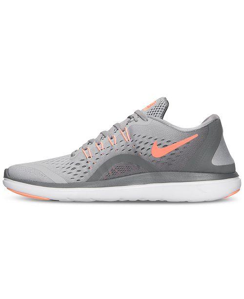 6b4d4ef5b1822 ... Nike Women s Flex 2017 Run Running Sneakers from Finish Line ...